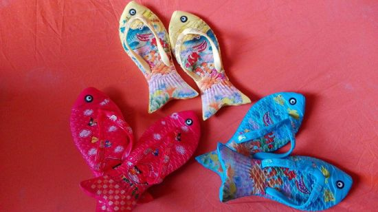دمپایی ماهی 2000 فروش