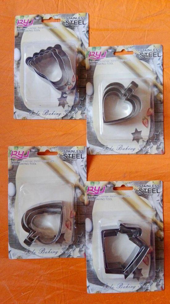 قالب کیک وشیرینی استیل 2000 فروش