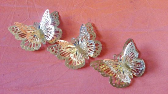 مگنت پروانه طلایی 2000 فروش