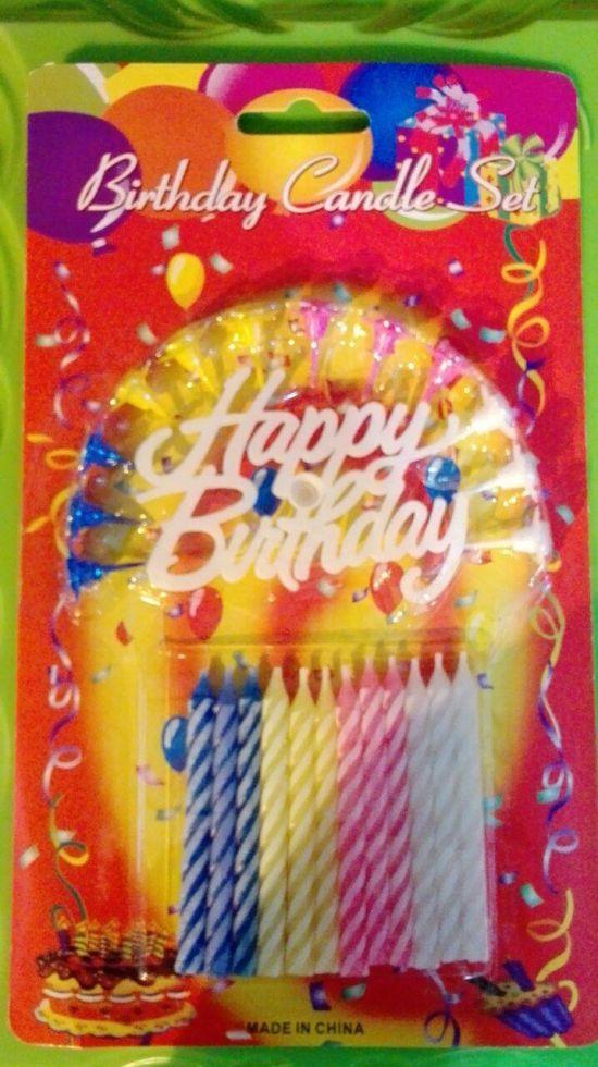 شمع تولد 2000 فروش
