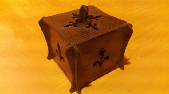 قندان چوبی 2000 فروش