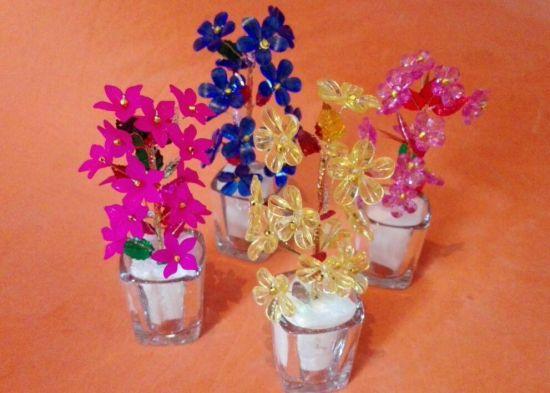 گل و گلدان مصنوعی 2000 فروش