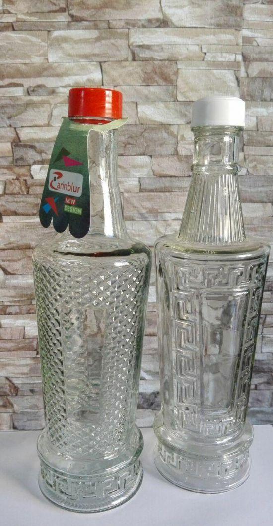 بطری آب ورساچ گرد و شطرنجی 2000 فروش