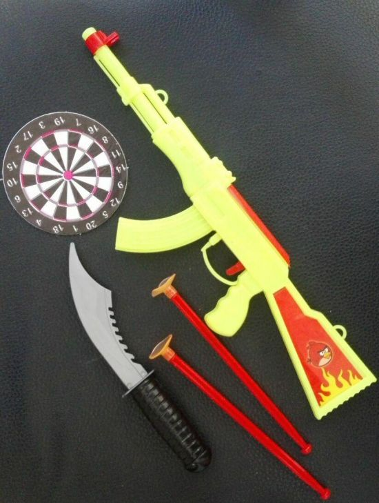 تفنگ و خنجر 2000 فروش