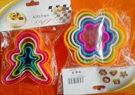 قالب شیرینی رنگی 2000 فروش
