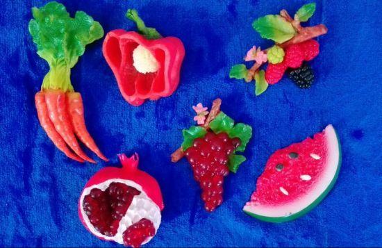 مگنت یخچال میوه ای 2000 فروش