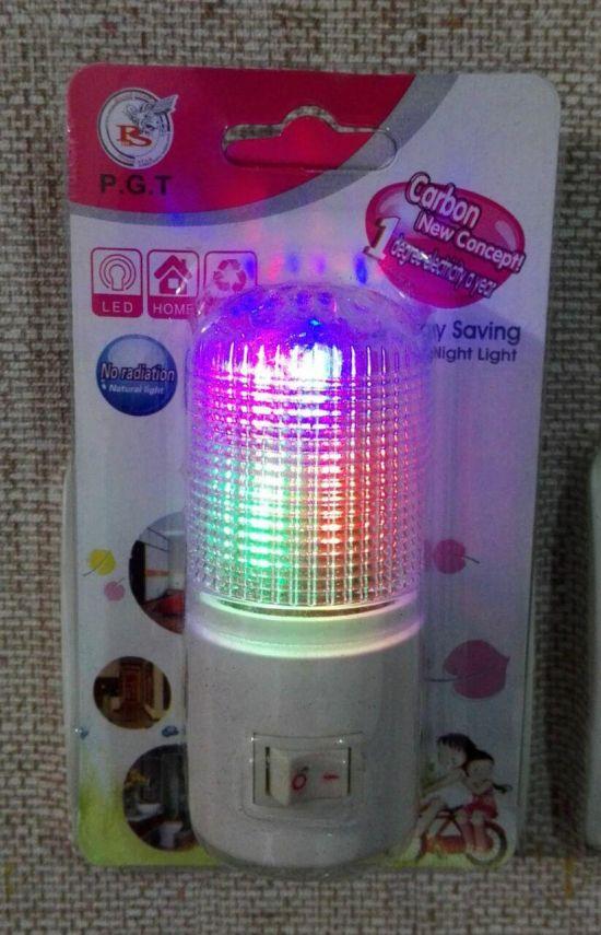 چراغ خواب استوانه رنگی 2000 فروش